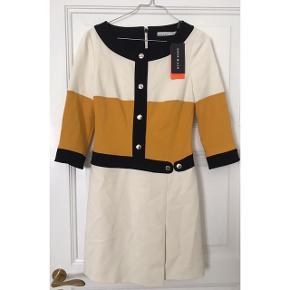 Karen Millen kjole størrelse 38 - aldrig brugt. Byd endelig!