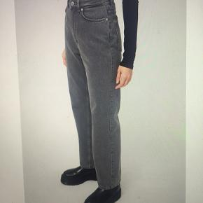 Rowe Extra High Straight Jeans