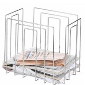 Rigtig fin magasin holder fra Paper Collect. Brug få måneder. Fremstår som ny.