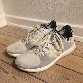 Hvide Adidas Equipment sneakers i str. 42 2/3