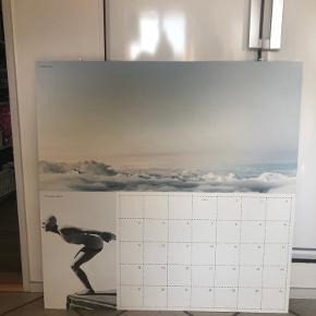 Super fin GOALS kalender af Carla Mickelborg. BYD!