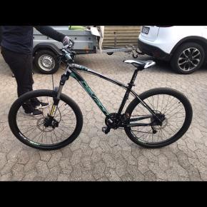 Sælger denne cykel som er vundet hos Bauhaus og ikke bliver brugt. Befinder sig i Hjørring. Mærke: Kärscher