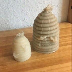 Honning stearinlys   -fast pris -køb 4 annoncer og den billigste er gratis - kan afhentes på Mimersgade 111 - sender gerne hvis du betaler Porto - mødes ikke andre steder - bytter ikke