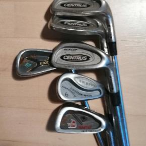 Min søn sælger sitt golf sæt han vil gerne have 350k  for det hele. Kom evt med et seriøs bud. Skam bud frabedes!