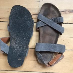 cashott sandaler. Str 38 og i fin stand.