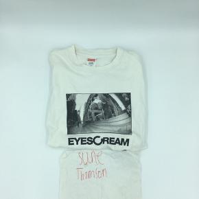 Supreme Eyescream Tee  Size Medium  Condition 7.5/10