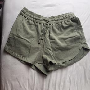 Grønne shorts
