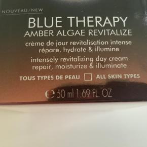 Biotherm Blue Therapy Amber Algae Revitalize Day 50 ml Ny i folie Sender gerne på købers regning