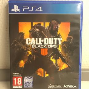 Spil til PlayStation 4 Call of duty: black ops  Fejlkøb  300,-