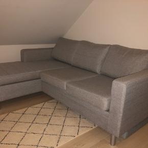 Sofa i flot stand, brugt men ikke store synlige skader overhovedet :-)