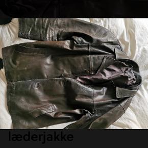 Vera Pelle Skind- & læderjakke