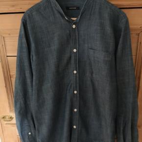 Denim skjorte fra Samsø & Samsø