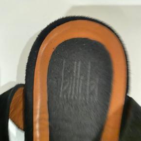 Rigtig flotte sandaler fra Billi bi