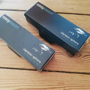 Easy vision kontakt linser. Adskillige pakker i både - 6.50 og - 5.75. Kan afhentes gratis
