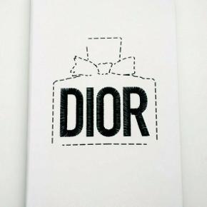 Sælger denne fine Dior Notebook!