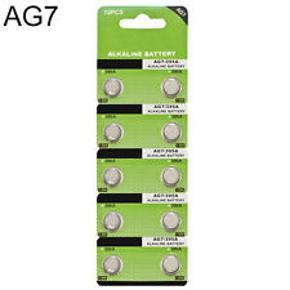Knapcellebatterier AG 7
