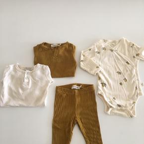 Lækkert tøj som kan bruges til både pige og dreng  Str. 62 Marmar, konges sløjd, Soft Gallery, Katvig, ej sikke lej, Smallstuff mf.
