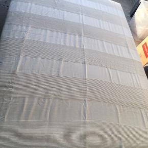 Sengetæppe fra Ikea str.210 x 240 cm Har 2 små pletter som vist på billedet