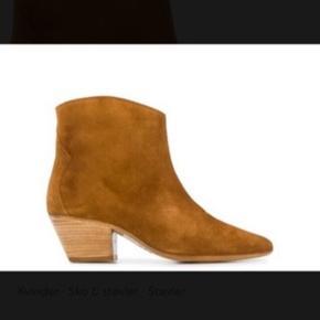 Smukke støvler.   Aldrig brugt.  Svarer til 37