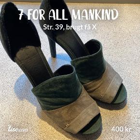 7 For All Mankind Stiletter