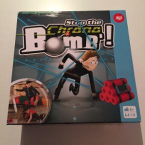 Stop the chrono bomb spil Fejler intet