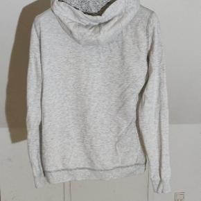 Vintage Champion hoodie med zip 👆 Cond: som beset på billedet💢
