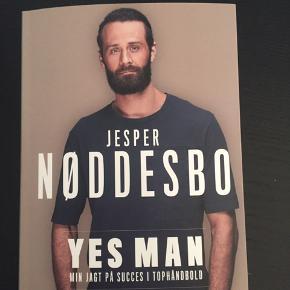 """Jesper Nøddesbos bog """"Yes Man"""" med autograf, sælger da jeg fik to"""