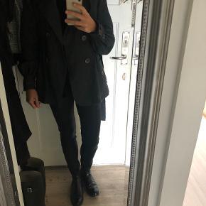 Thomas Burberry frakke