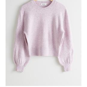 Dejlig blød sweater, fejler intet
