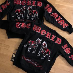 Riddle sweater