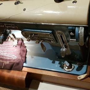 Grand Special symaskine, virker flot, og som den skal