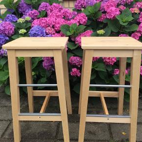Barstole fra Ikea. 50kr stykket