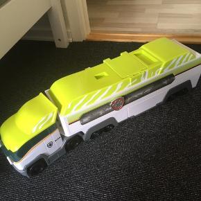 Paw patrol stor lastbil med lyd. Fejler intet ☺️