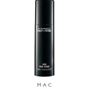 MAC prep + prime skin 30 ml - aldrig brugt ( købspris 230kr)  Ultraflydende lotion med silikoner, der giver en speciel effekt. Beroliger og lindrer huden, opsuger overskydende talg og udvisker rødme i huden. Gør det lettere at påføre foundation eller pudder og gør, at makeuppen holder bedre.