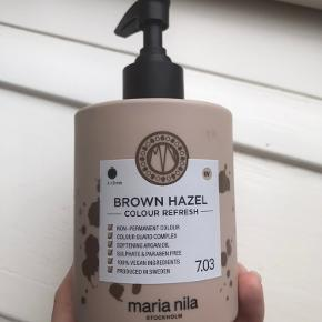 Maria Nila Colour Refresh Brown Hazel 300 ml. Brugt få fange! :)