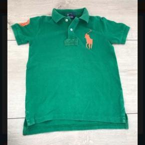 Bytter ikke og prisen er 80kr  Polo t-shirt