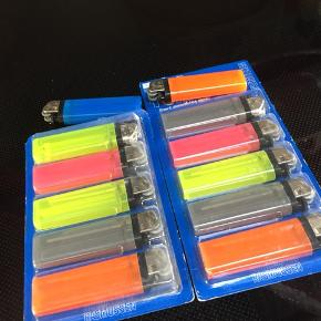 Helt nye lightere, sælges mega billigt og hentes i dag.