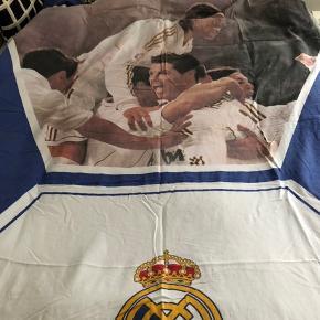 Real Madrid CF sengetøj - Mål: 140x200