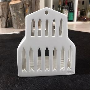 Kähler lyshus i hvid