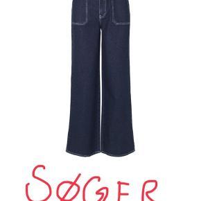 Søger helt vildt de her bukser fra envii i størrelse xs