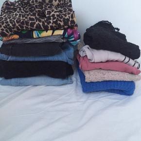 Rosemunde tøjpakke
