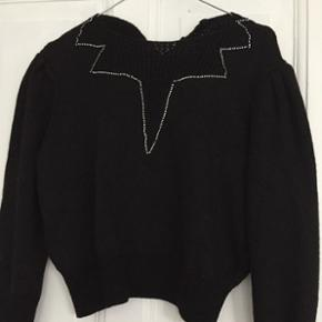 Vintage sweater str xs