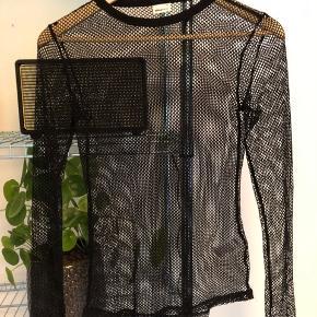 Gina tricot net trøje  Aldrig brugt, kun prøvet på  Køber betaler fragt BYD :)