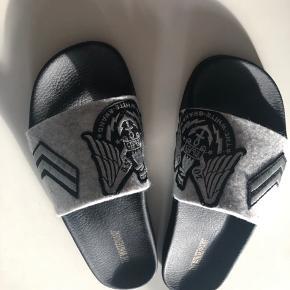 The White brands bade sandaler ubrugte str 39
