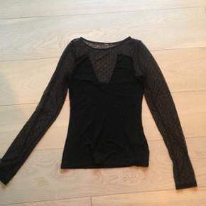 H&M mesh trøje