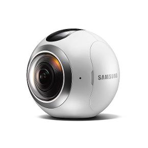 Varetype: ⚪ Samsung Gear 360 CamStørrelse: - Farve: - Oprindelig købspris: 1700 kr.  Immersive 360° Cam High - Res Video and Photo  Aldrig brugt. I ubrudt emballage.