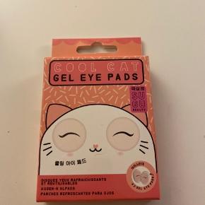 Gel Eye pads fra cool cat af mærket sucu beauty Aldrig brugt eller åbnet Er genanvendelig og dermed mere bæredygtige