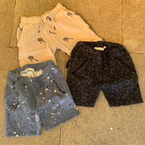Skønne shorts i str. 6,7 år og T-shirt str 8
