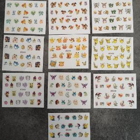 Pokemon Negle & manicure