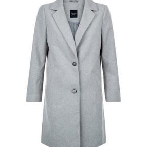 Smuk forårsjakke i grå 💓  Str s / 36  #30dayssellout